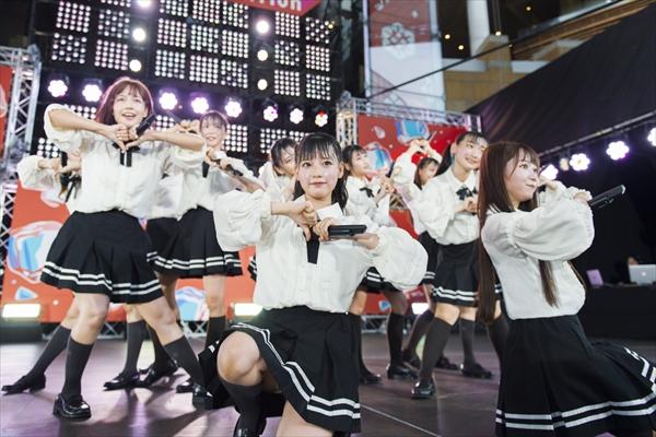 『=LOVE inテレビ朝日・六本木ヒルズ夏祭り SUMMER STATION 音楽LIVE 2019』
