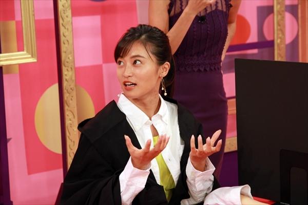 『トゥルさま☆』小島瑠璃子に錯覚ドッキリ!