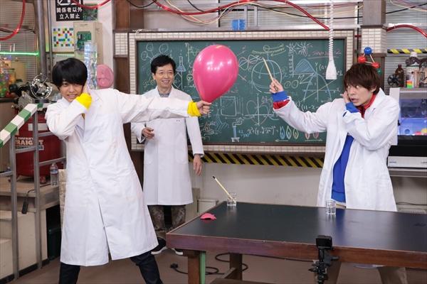 キンプリ髙橋海人が『THE実験』初登場「まさか岸君があんなことになるとは!」