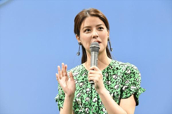 藤井美菜「日韓両国で女優として頑張っていきたい」