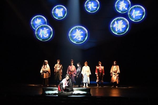 佐野勇斗「皆さんを勇気づけられる公演に」舞台『里見八犬伝』開幕