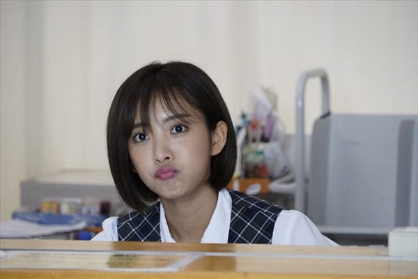 夏菜「リカの笑みが全てを物語っています」『リカ』第3話10・19放送
