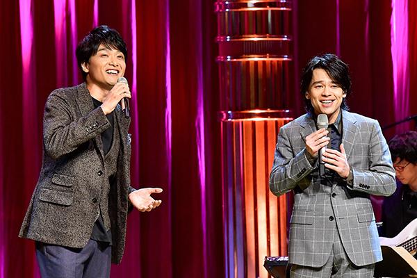 井上芳雄、浦井健治らがSPメドレーを披露!『人生イロイロ超会議SP』10・21放送