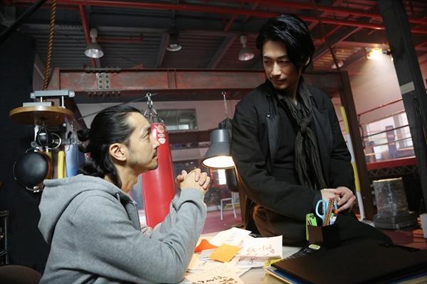 金子ノブアキ&矢野聖人が『シャーロック』第4話にゲスト出演