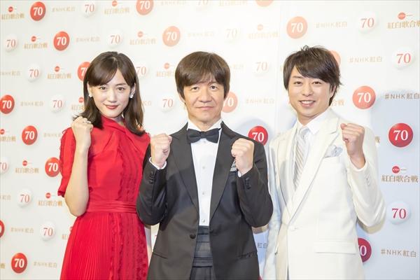 第70回NHK紅白歌合戦』 | TV LIFE web
