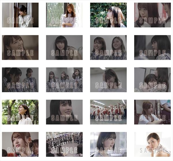 映画「いつのまにか、ここにいる Documentary of 乃木坂46」セブンネットショッピング限定 映画名シーンポストカード20枚セット