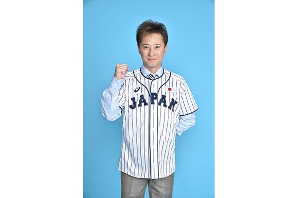 中居正広「東京ドームで侍ジャパンの優勝シーンを見たい」『世界野球プレミア12』11・5開幕