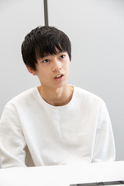 水沢林太郎インタビュー