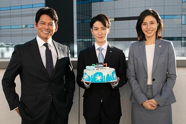 Snow Man渡辺翔太の誕生日を織田裕二&松嶋菜々子がサプライズ祝福!