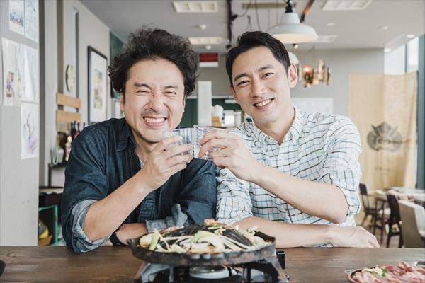 小泉孝太郎&ムロツヨシが北海道&京都で仲良し2人旅!