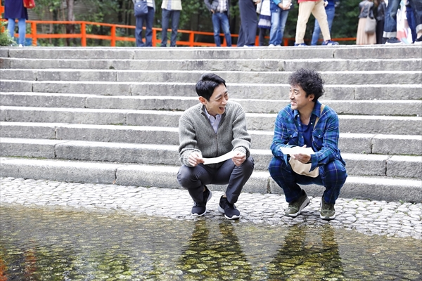 『小泉孝太郎&ムロツヨシ 自由気ままに2人旅』