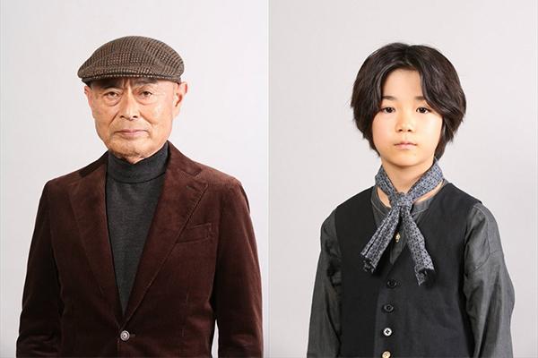 伊武雅刀&注目の子役・山城琉飛が『シャーロック』第7話にゲスト出演