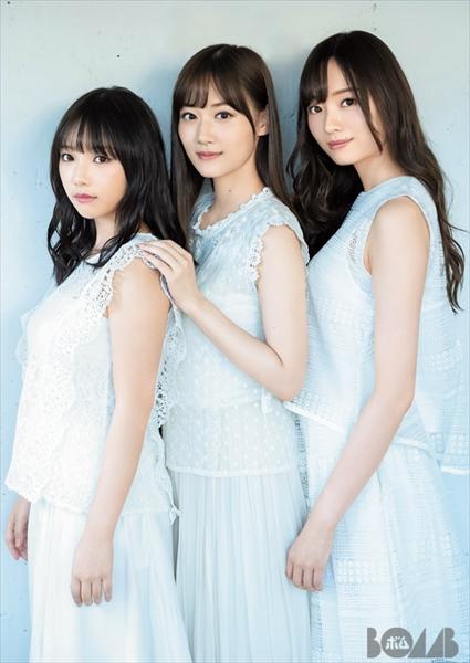 乃木坂46梅澤美波、山下美月、与田祐希の透明感!|TVLIFE web