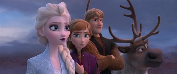 「アナと雪の女王2」