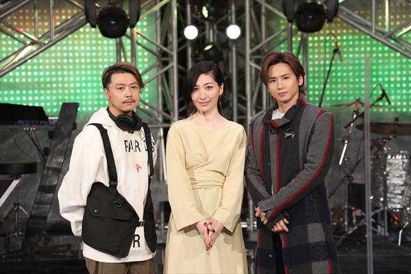 KinKi Kidsが新曲「光の気配」作詞の坂本真綾と初共演『堂本兄弟SP』12・25放送