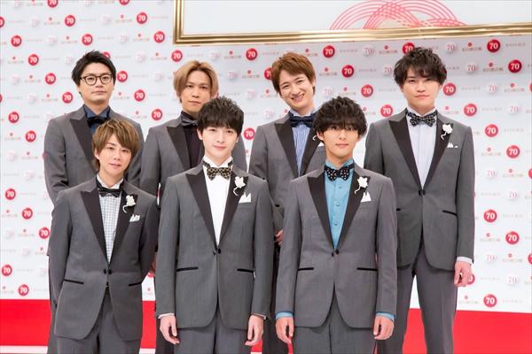 Kis-My-Ft2・北山宏光「社長に感謝しながらやりたい」『第70回NHK紅白歌合戦』出場者発表