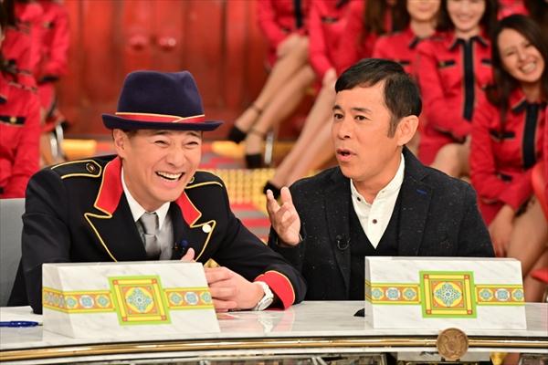 岡村隆史&中居正広、絶交時の共演映像振り返る『金スマ』11・15放送