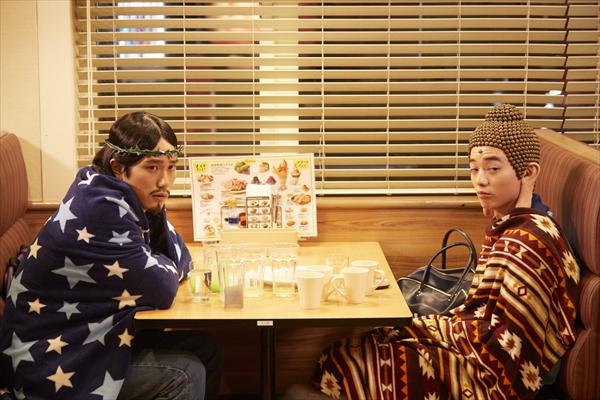 松山ケンイチ×染谷将太『聖☆おにいさん 第III紀』来年1月放送