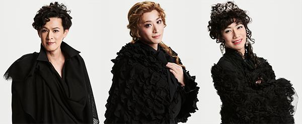 青木豪演出『十二夜』前山剛久&新納慎也&納谷健のビジュアル解禁