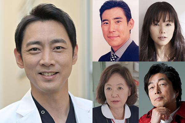 小泉孝太郎主演で倒産危機から復活した病院の実話をドラマ化『病院の治しかた』1月スタート