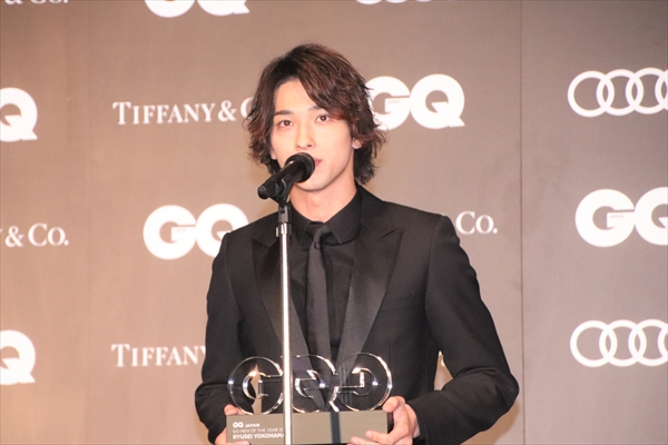 『GQ MEN OF THE YEAR 2019』
