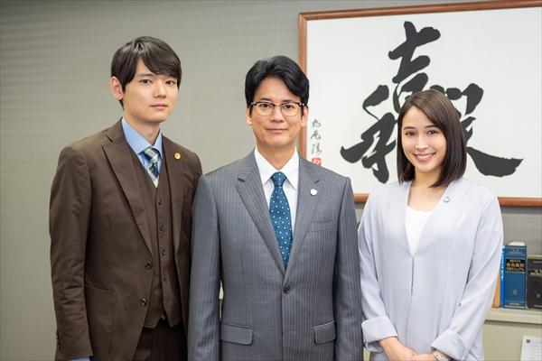 唐沢寿明主演『ハラスメントゲーム』がSPドラマで復活!「間違いなくパワーアップ」