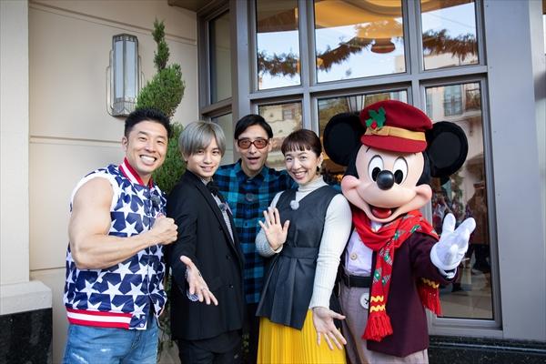 Sexy Zone中島健人が米ディズニーランド・リゾートへ!「ディズニー熱、愛を解放しました!!」