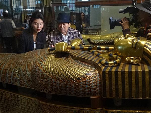 『真相解明!ピラミッドの正体~鍵はツタンカーメンと太陽の船~』