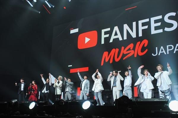 Snow Manが「YouTube FanFest」でデビュー曲を披露!