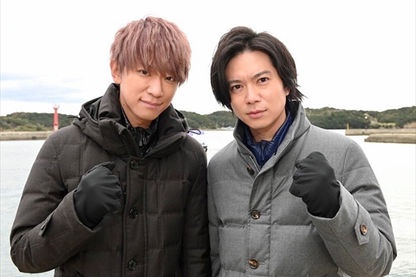 NEWS小山慶一郎&加藤シゲアキ『NEWSな2人』新春SP放送決定