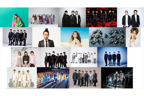 SixTONES、Snow Manらジャニーズ9組が登場!『CDTVクリスマス音楽祭』第2弾出演者発表