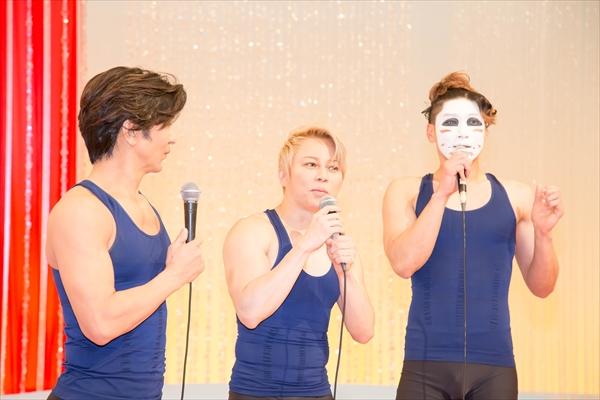 『みんなで筋肉体操「新春スペシャル・豪華筋肉祭り」』