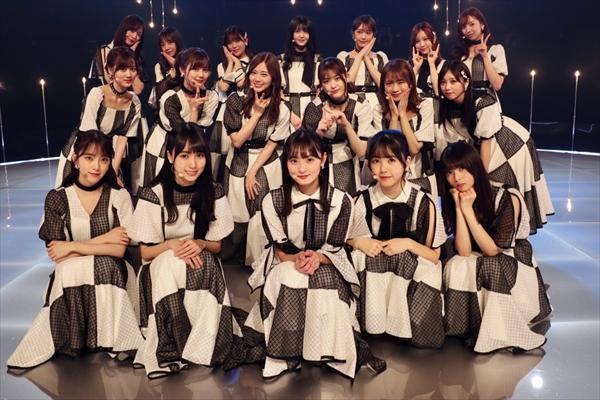 乃木坂46&欅坂46&日向坂46が代表曲をパフォーマンス!『坂道テレビ』第2弾12・30放送
