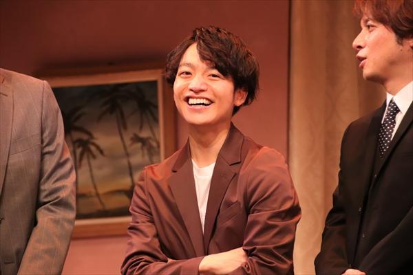 関西ジャニーズJr.今江大地、初主演舞台に「めっちゃ緊張して足が震えた」