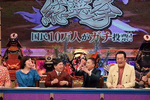 『戦国武将総選挙』
