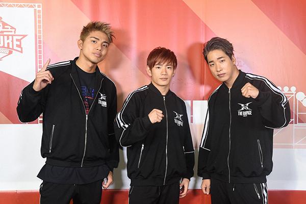 THE RAMPAGE 陣、浦川翔平、武知海青が『SASUKE』初参戦!【コメント全文】