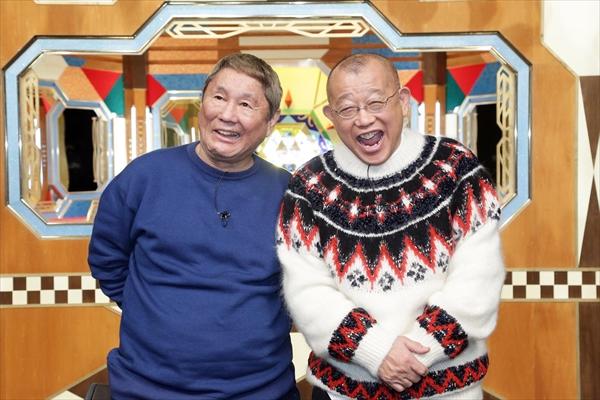 鶴瓶&たけしが今年もギリギリトーク!『チマタの噺SP』12・26放送