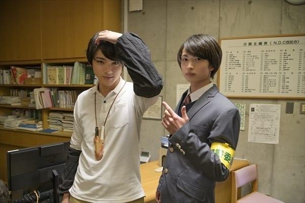 戦隊ブルーコンビ共演!綱啓永が山田裕貴主演『ホームルーム』に出演