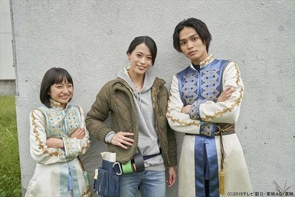 坂田梨香子が『リュウソウジャー』に登場!『フォーゼ』以来8年ぶり特撮出演
