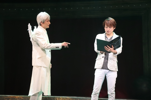 関西ジャニーズJr.古謝那伊留の初主演舞台『ミクロワールド・シンフォニア』開幕