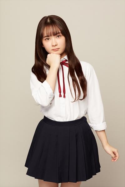 「ロリ」役・畑芽育『女子高生の無駄づかい』