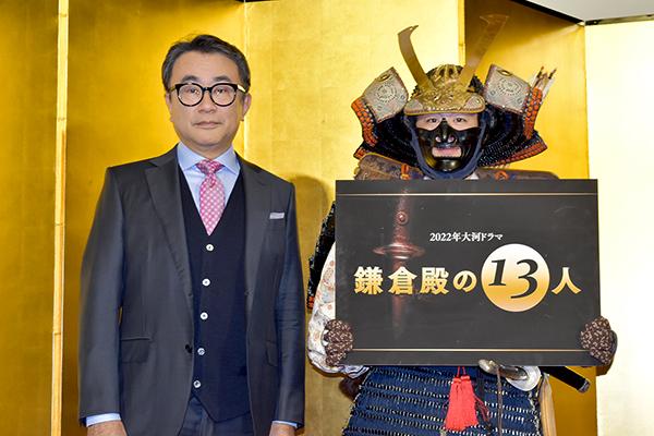 2022年大河が三谷幸喜×小栗旬『鎌倉殿の13人』に決定
