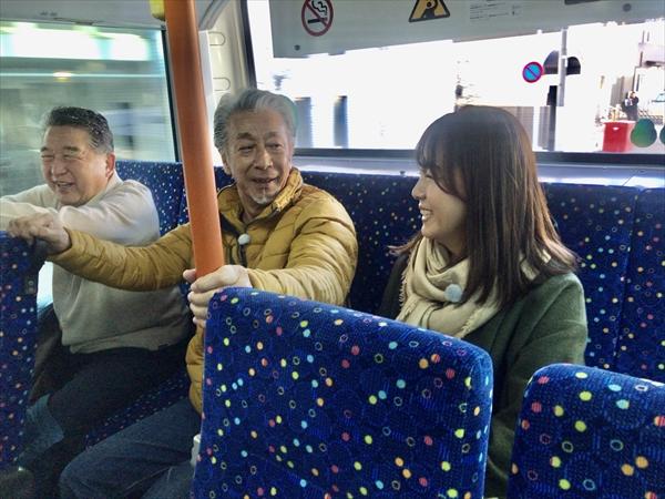 『路線バスで寄り道の旅×じゅん散歩 新春スペシャル2020』