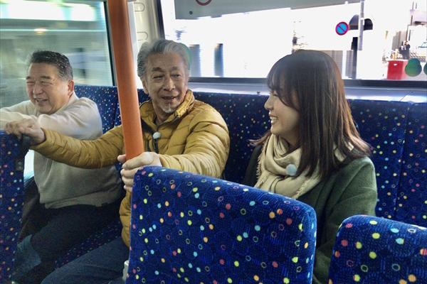 『路線バスで寄り道の旅』×『じゅん散歩』3度目のコラボ!スポーツ満喫の旅へ