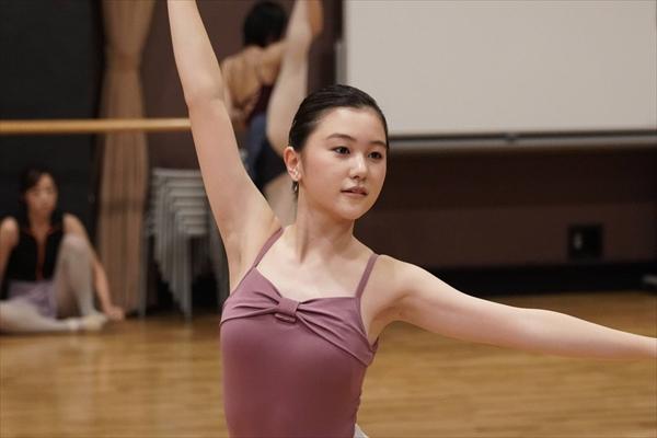 山口まゆがバレリーナ役で『絶対零度』第3話にゲスト出演