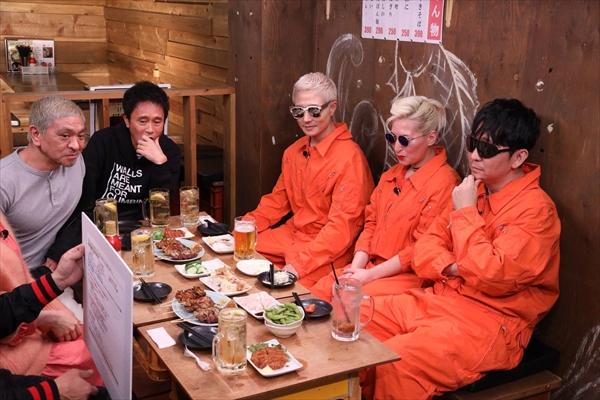 松本人志、m-flo・LISAにドン引き「口わる!」『ダウンタウンなう』1・17放送