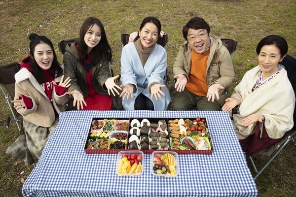 半年後に隕石が落ちるとしたら…?羽田美智子主演『隕石家族』4・11スタート