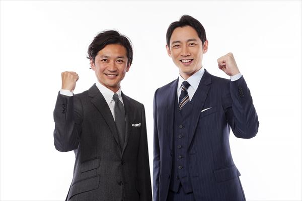 テレ東の東京五輪メインキャスターに小泉孝太郎、応援団長に国分太一が就任