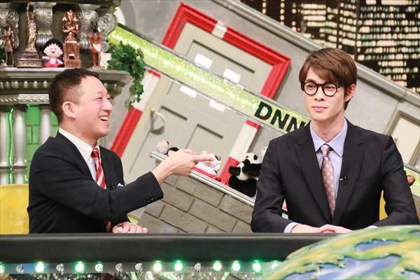 宮沢氷魚はサバンナ高橋マニア!?『全力!脱力タイムズ』1・31放送