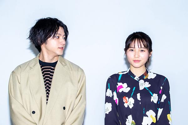 山田裕貴×秋田汐梨インタビュー
